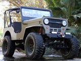 Images of ICON Jeep CJ-3B 2010
