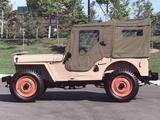 Jeep CJ-2A 1945–49 photos