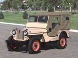 Jeep CJ-2A 1945–49 pictures