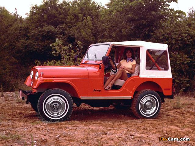 Jeep CJ-5 1954–83 images (640 x 480)