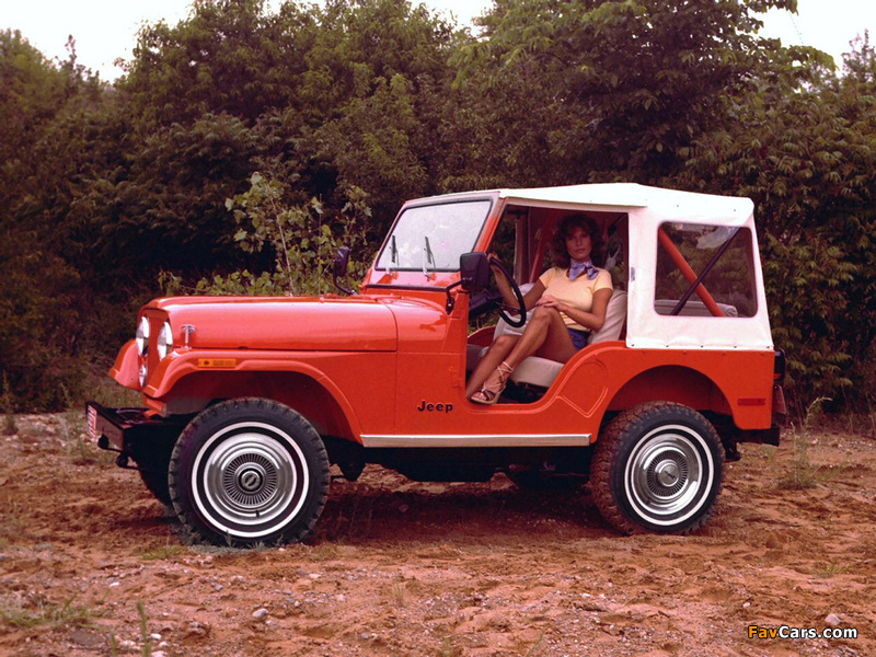 Jeep CJ-5 1954–83 images (800 x 600)