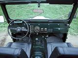 Jeep CJ-5 EU-spec 1954–83 images