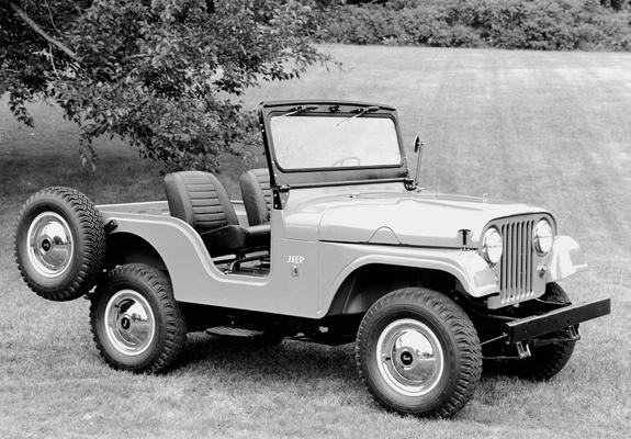 Jeep Cj 5 195483 Wallpapers