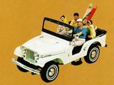 Jeep Tuxedo Park Mark IV 1966 photos
