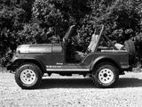 Jeep CJ-5 Renegade II 1971 photos