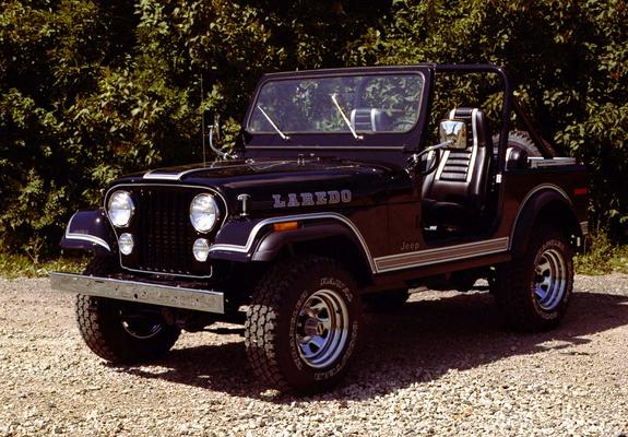Jeep Cj 7 Laredo 198086 Wallpapers