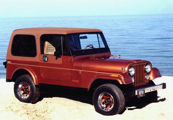 Jeep Cj 7 Limited 1982 Wallpapers