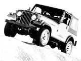 Jeep CJ-7 Renegade 1983–86 pictures