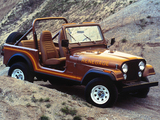 Jeep CJ-7 Renegade 1983–86 wallpapers