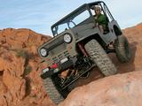 ICON Jeep CJ-3B 2010 wallpapers