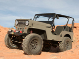 ICON Jeep CJ-3B 2010 wallpapers