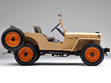 Photos of Jeep CJ-2A 1945–49