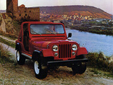 Photos of Jeep CJ-5 Renegade II 1971