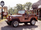 Photos of Jeep CJ-5 Renegade II 1971