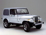 Photos of Jeep CJ-7 Limited 1982