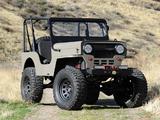 Photos of ICON Jeep CJ-3B 2010