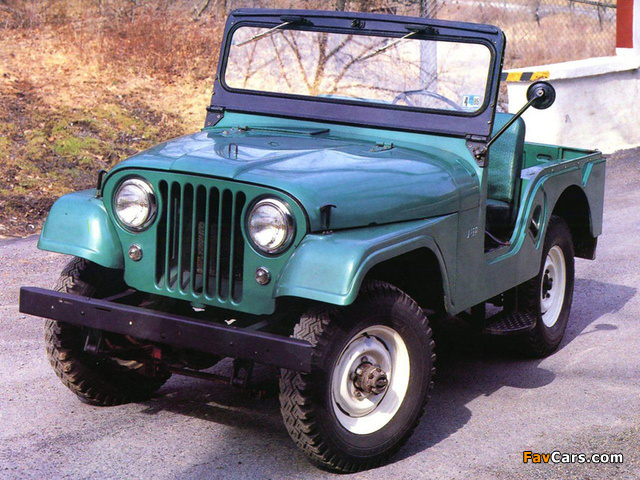 Pictures of Jeep CJ-5 1954–83 (640 x 480)