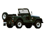 Pictures of Jeep CJ-5 EU-spec 1954–83
