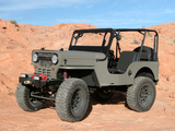 Pictures of ICON Jeep CJ-3B 2010