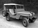 Jeep CJ-2A 1945–49 wallpapers