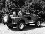Jeep CJ-5 Renegade II 1971 wallpapers