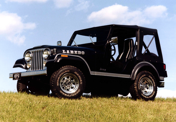 Jeep Cj 5 Laredo 198082 Wallpapers
