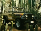VAM Jeep CJ-7 Renegado 1983 wallpapers