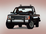 Pictures of Jeep Comanche (MJ) 1984–92
