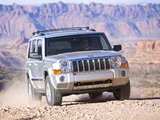 Images of Jeep Commander Limited (XK) 2005–10