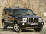 Images of Jeep Commander (XK) 2005–10