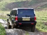 Jeep Commander UK-spec (XK) 2005–10 images