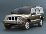 Jeep Commander Limited (XK) 2005–10 images