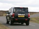 Jeep Commander UK-spec (XK) 2005–10 photos