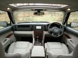 Jeep Commander UK-spec (XK) 2005–10 pictures