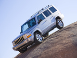 Jeep Commander Limited (XK) 2005–10 pictures