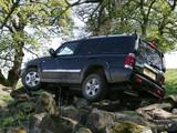 Jeep Commander UK-spec (XK) 2005–10 wallpapers
