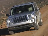 Jeep Commander Limited ZA-spec (XK) 2006–09 wallpapers