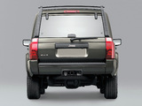 Jeep Commander Sport (XK) 2007–10 wallpapers