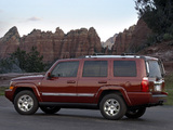 Jeep Commander Overland (XK) 2008–09 images