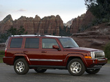 Jeep Commander Overland (XK) 2008–09 photos