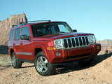 Pictures of Jeep Commander Limited (XK) 2005–10