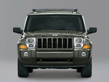 Pictures of Jeep Commander Sport (XK) 2007–10