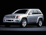 Jeep Commander Concept 1999 wallpapers