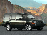 Jeep Commander Sport (XK) 2007–10 wallpapers