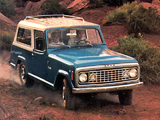 Jeep Commando 1972–73 wallpapers