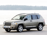 Images of Jeep Compass 2006–10