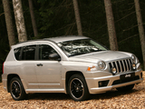 Images of Jeep Compass Rallye 2007–10