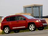 Images of Jeep Compass ZA-spec (MK) 2007–09