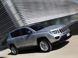 Images of Jeep Compass EU-spec 2011–13