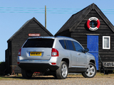 Images of Jeep Compass UK-spec 2011